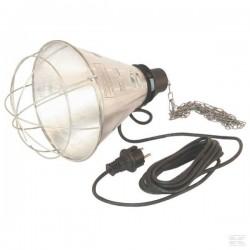 1636300202, 300202, 1636-300202 Oprawa promiennika podczerwieni, z przewodem 2,5 m i przełącznikiem