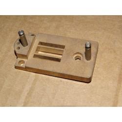 Ślizg pulsatora HP-100 metalowy Dojarka 8305020070