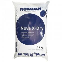 """1705010025, 010025 Preparat do suchej dezynfekcji pomieszczeń """"Nova X-Dry"""", 25 kg"""