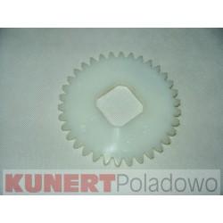 528108034500 koło zębate z-34 / na rolkę kwadrat