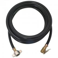 Przewód elastyczny pneumatyczny do pompowania PCV L-8 mb