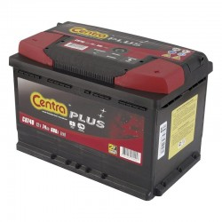 CB740 Akumulator Centra Plus, 12 V, 74Ah, 680A, prawy