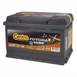 CA770, 1771-107720-1 Akumulator Centra Futura, 12 V, 77Ah, 760A, prawy