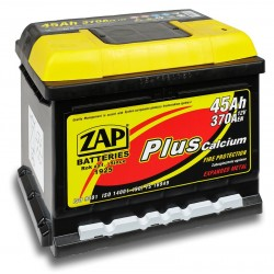 54558, 545 58 Akumulator ZAP Plus, 12V, 45Ah, 370A