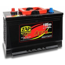 19517, 195 17 Akumulator ZAP 6V 195Ah 1100A