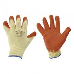 1950110520, 110520 Rękawice robocze dziane powlekane, duże