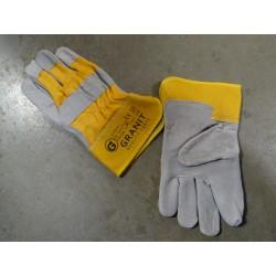 Rękawice ochronne, Rękawice z dwoiny bydlęcej