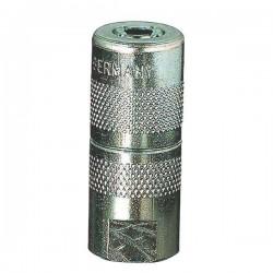 50012631, FP12631 Końcówka smarownicy Pressol, M10x1 czteroszczekowa