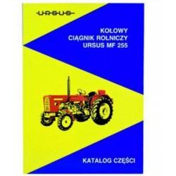 2690000000MF255, 1888803611 Katalog Ursus MF 255