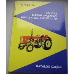 26000000000360, 0000000360 Katalog pasuje do C-360, C-355, C-355M