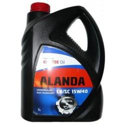 Olej ALANDA SUPEROL CB/SC 15W/40 5l