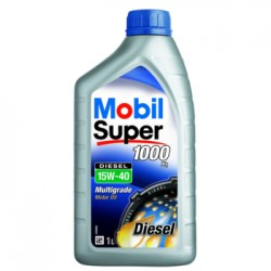 OLEJ MOBIL 15W40 SUPER M DIESEL 1L