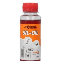 SIL-OIL olej do dwusuwów 100ml /czerwony