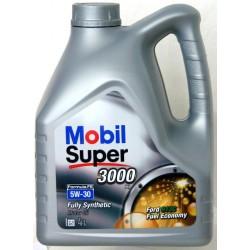 OLEJ MOBIL 5W30 SUPER 3000 4L XE