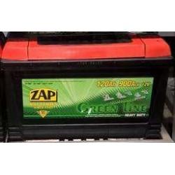 620 09,  62009 Akumulator ZAP GREEN LINE, 12V, 120Ah, 900A