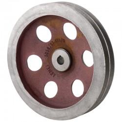 5058371710, 505837171 Koło pasowe pompy hydraulicznej, pasuje do Bizon, Z-058