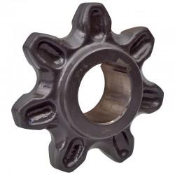 3025674406, 674406 Koło dolne podajnika ziarnowego, Z-7, Ø 35 mm