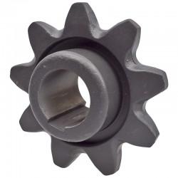 3025670489, 670489 Koło górne podajnika pochyłego, Z-9, O 40 mm, Claas
