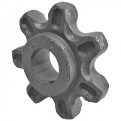 3025503027, 503027 Koło podajnika ziarnowego dolne, Z-7, O 30 mm, Claas