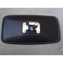 62701302 Lusterko mocowanie metalowe i plastikowa tuleja 285 x 155 obejma