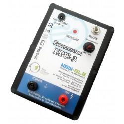 Elektryzator ogrodzeniowy EPU-3 regulowany 8000V, 0.1J-2.0J, 45-60imp./min