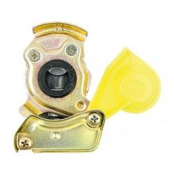 Złączka pneumatyczna M22x1,5 dwudrożna hamulec