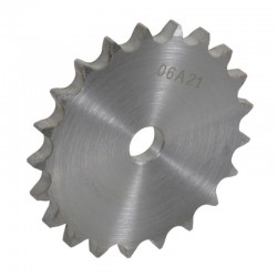 """837011 015 14, PW5814 Tarcza koła łańcuchowego pojedyńcza DIN 8187 5/8"""" x 3/8"""", 14 zębów"""