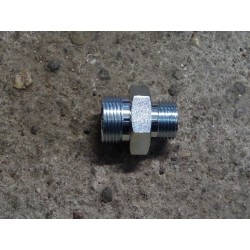 D88927315L12L Złącze proste, M22 x 1.5 15L - M18 x 1.5 12L