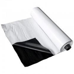 1568208307, 208307 Folia kiszonkarska czarno-biała Silostar,  8 x 300