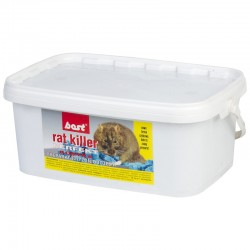 1704030250, 030250 Kostka na myszy i szczury Rat killer perfekt, 2.5 kg