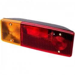 1400680710, 680710 Lampa tylna, 04 WE549P prawa 12 V lub 24 V  E549P