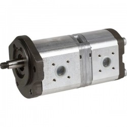 R918C02690, 0510765347 Pompa hydrauliczna podwójna Bosch RENAULT, JOHN DEERE