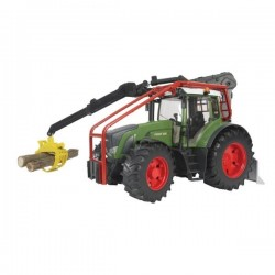 U03042, U 03042 Traktor Fendt 936 Vario z HDS do prac leśnych
