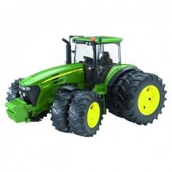 U03052, U 03052 Traktor John Deere 7930 z bliźniaczymi oponami