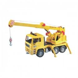 U02754, U 02754 Ciężarówka MAN dźwig