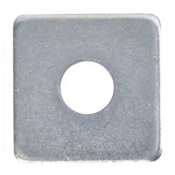 5906775119143, 82010, 05301240 Podkładka kwadratowa ocynk, O 12 mm 40 x 40 mm