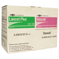 LANCET PLUS 125WG 1KG Z DASSOIL 2.5L