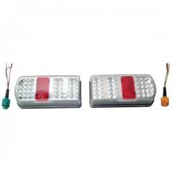 LA91261, LA91261GP ZESTAW LAMP TYLNYCH LED