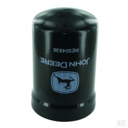 RE504836 Filtr oleju, oryginał JD