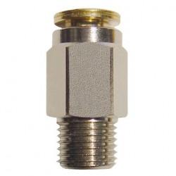 CLSG6MK81  Śrubunek wtykowy prosty, 6  mm