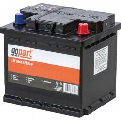 1050004 Akumulator 12V 50AH 420A, Gopart