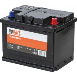 1055004   Akumulator 12V 55AH 480A Gopart