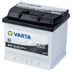 5454120403103  Akumulator Black Dynamic, 12 V, 45 Ah, Varta