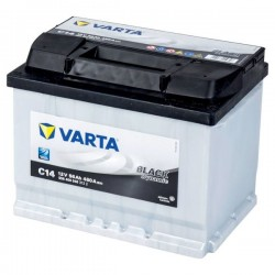 5564000483103 Akumulator Black Dynamic, 12 V, 56 Ah, Varta