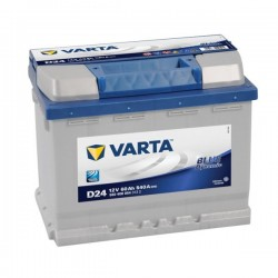 5604080543132 Akumulator Blue Dynamic, 12V 60Ah, Varta