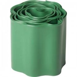 1707800115, 1707-800115 Obrzeże ogrodnicze trawnikowe, zielone 15 cm x 9 m