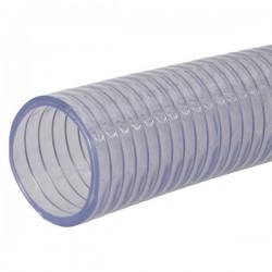 """SL3034 Wąż ssawno - tłoczny PCW ze spiralą stalową Alfagoma, 3/4"""""""