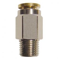 CLSG6MK101 śrubunek wtykowy prosty, 6  mm