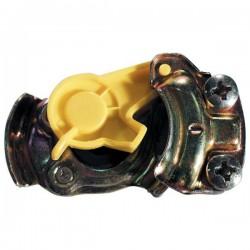 T710710 Główka sprzęgu, żółta M16x1,5