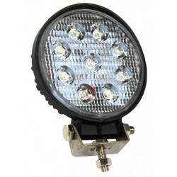 990310014, 950-990310014  LAMPA ROBOCZA LED 27W OKRĄGŁA